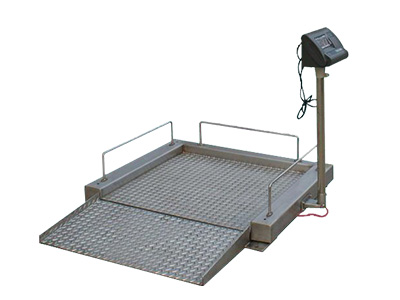 电子平台秤(地磅)