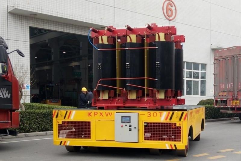 """河南冠杰:行驶安全平稳,无轨电动平车成为电气设备企业""""新宠"""""""
