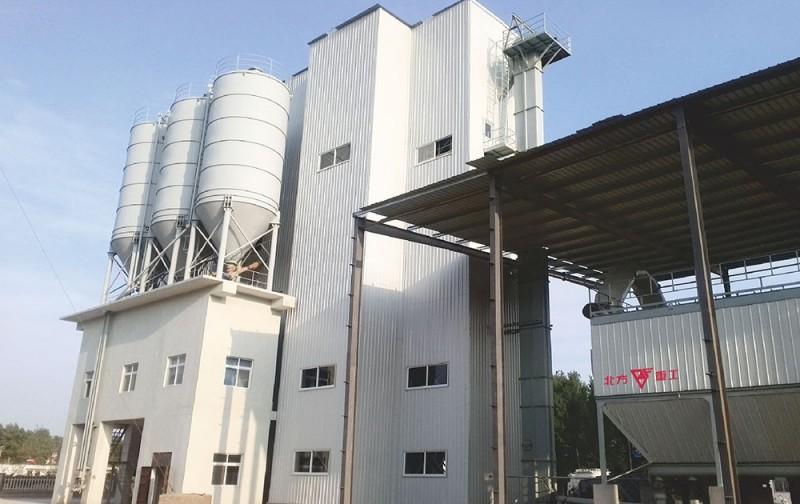 FBT3000干混砂浆生产线
