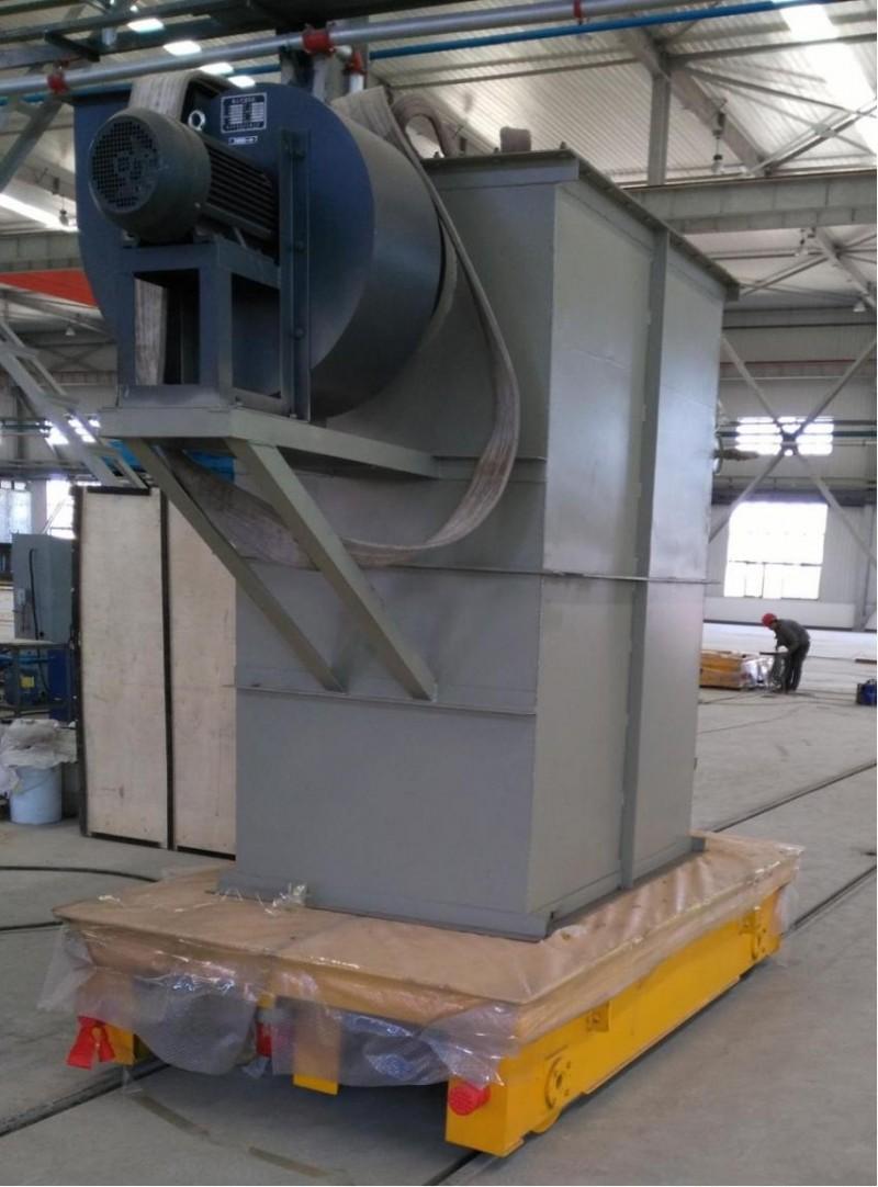 河南冠杰:及时为安徽某矿业公司提供蓄电池电动平车,解客户搬运之急