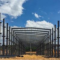 钢结构在建筑中的用途及作用