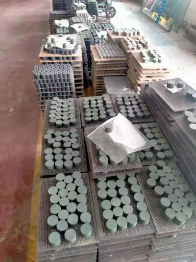 避雷器陶瓷制品的磨削