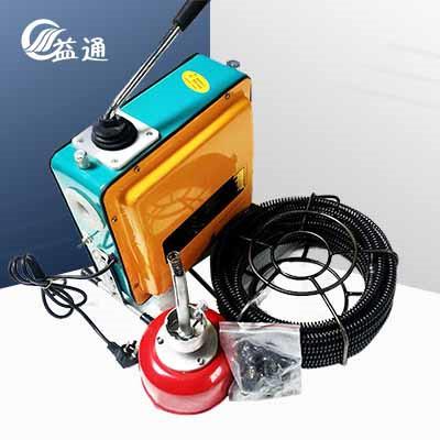 为啥要使用电动疏通机,效果怎样?