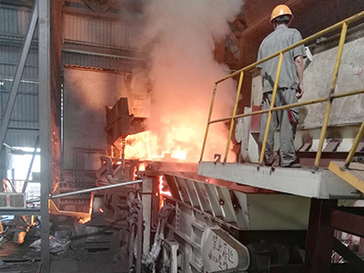 电弧炉废钢预热技术