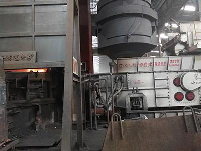 电弧炉废钢预热设备