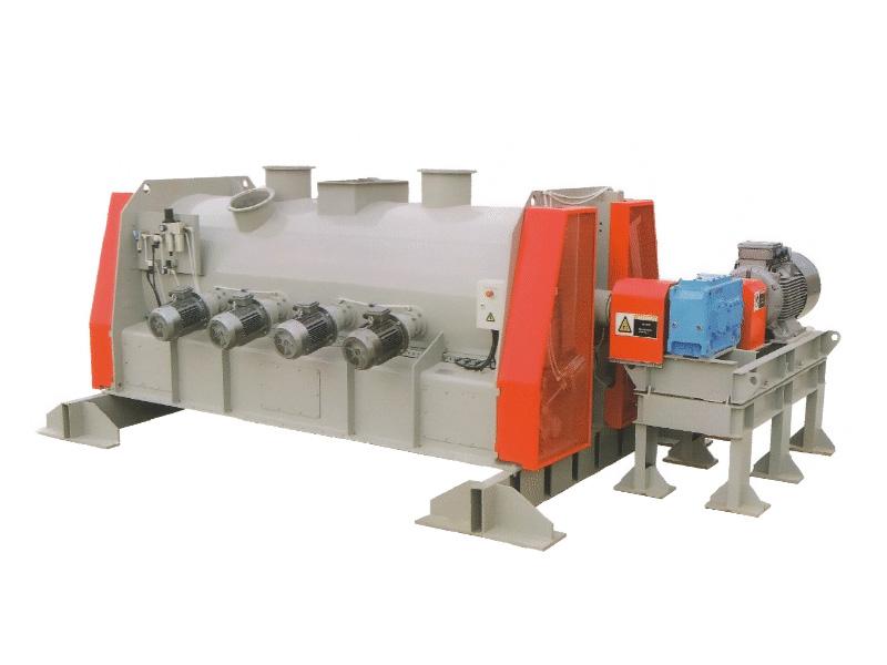 单轴犁刀式混合机