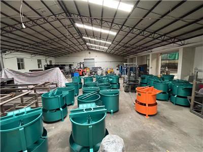 双桶搅拌机生产完成