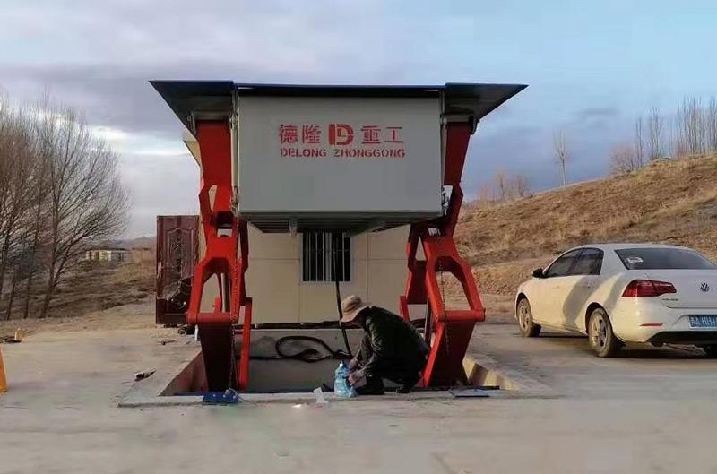 地埋式垃圾转运站