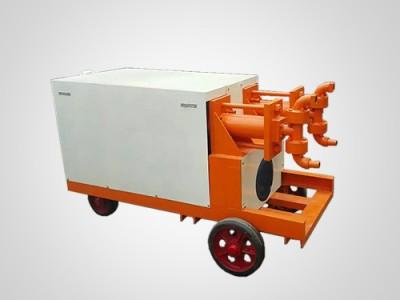 SGYB110/110雙缸雙液壓注漿機