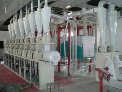 面粉加工设备
