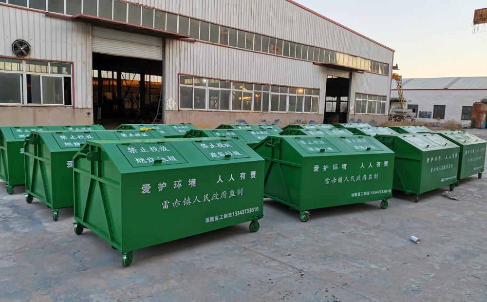 生活垃圾压缩设备生产厂家