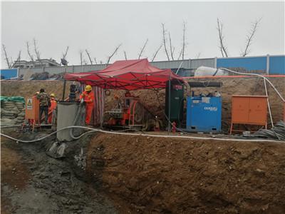 大容量储浆桶客户使用现场