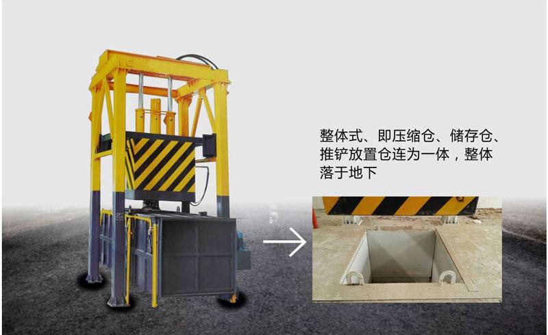 垂直式垃圾压缩设备日常维护工作有哪些?