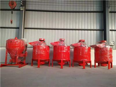 高速涡流制浆机生产完成