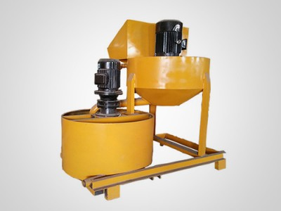 350型高低速双桶搅拌机