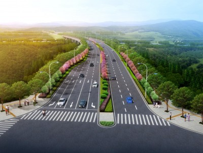 重庆市龙岗大道