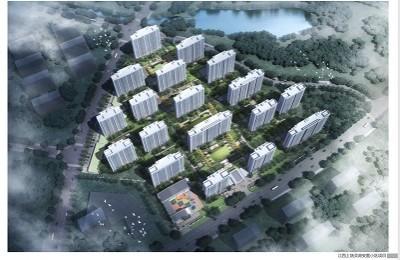 江西灵湖安置小区