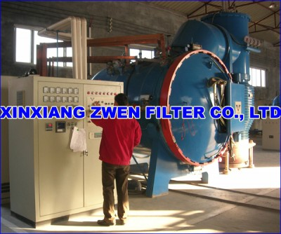 XINXIANG ZWEN FILTER CO.,LTD VACUUM SINTERING FURNACE
