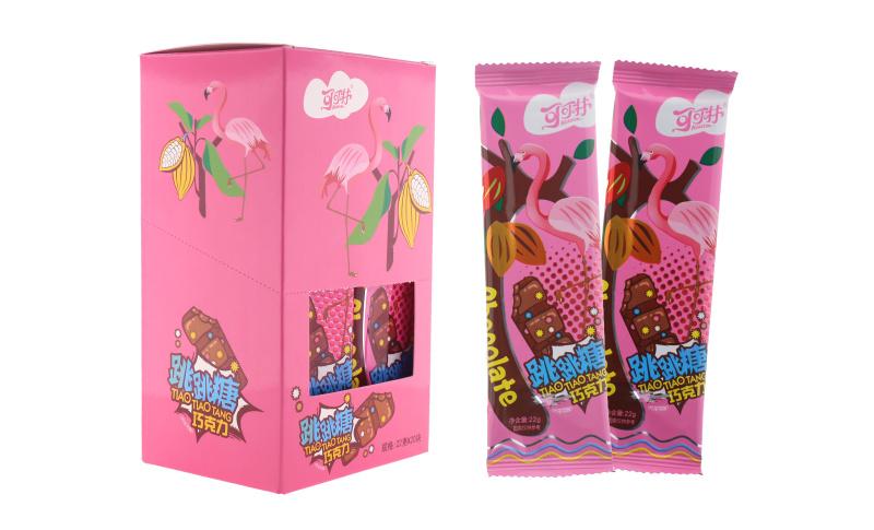22克跳跳糖巧克力
