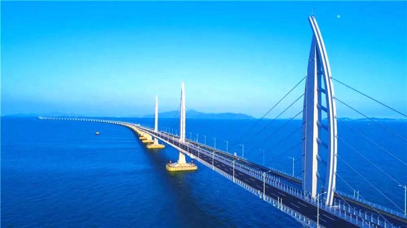 北斗终端远程管理-港珠澳大桥航标