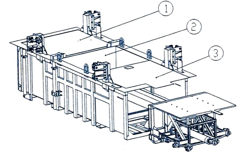 垂直式垃圾压缩站压缩箱体的技术要求