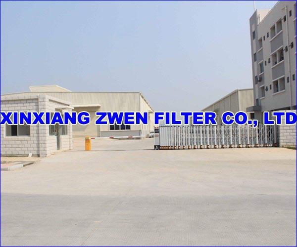 XINXIANG ZWEN FILTER CO.,LTD FACTORY