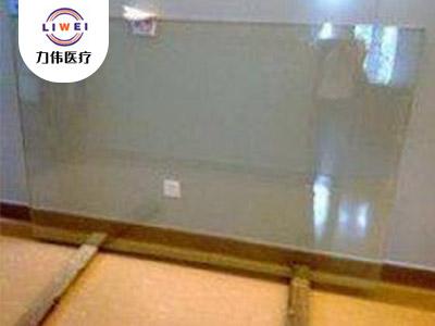 防辐射铅玻璃