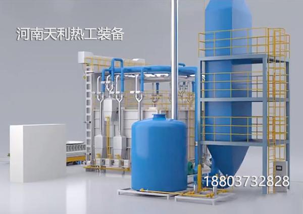 燃气炉SCR脱硝净化设备