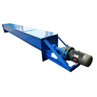 直径159mm粉剂不锈钢移动螺旋提升机