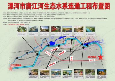 漯河市源汇区唐江河生态水系连通工程造价全过程管理