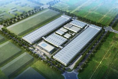 新乡市动力电池专业园区