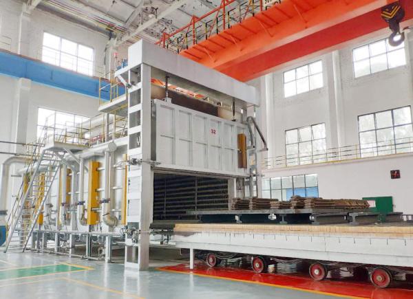 大型台车式电阻炉
