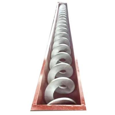 石灰粉螺旋绞龙输送机