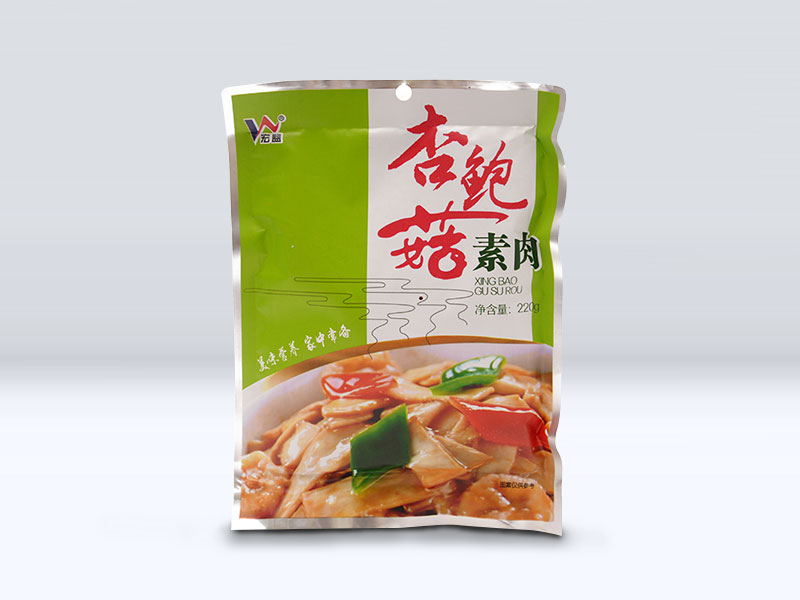 杏鲍菇素肉