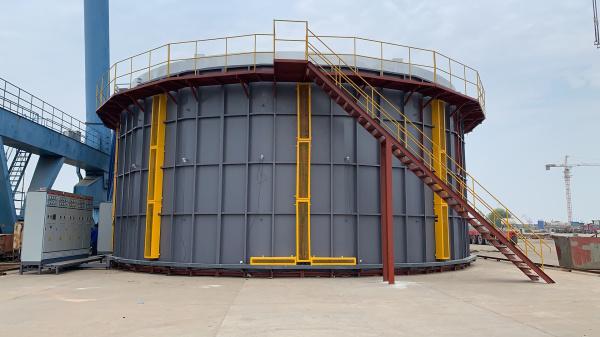 直径13米大型退火炉