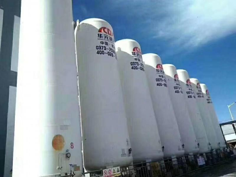 充装站-8台50m³液氩
