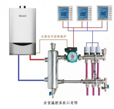 河南垣升冷暖设备有限公司,加耦合罐和水泵的采暖系统更舒适!
