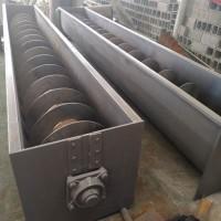 石灰石粉螺旋上料机