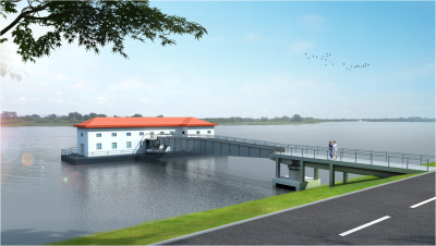 武汉市汉江沿线取水泵站升级改造工程(EPC)总承包