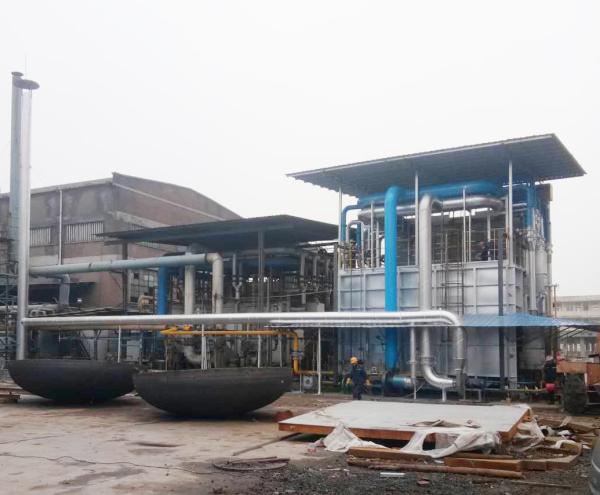 超低NOx排放燃气炉