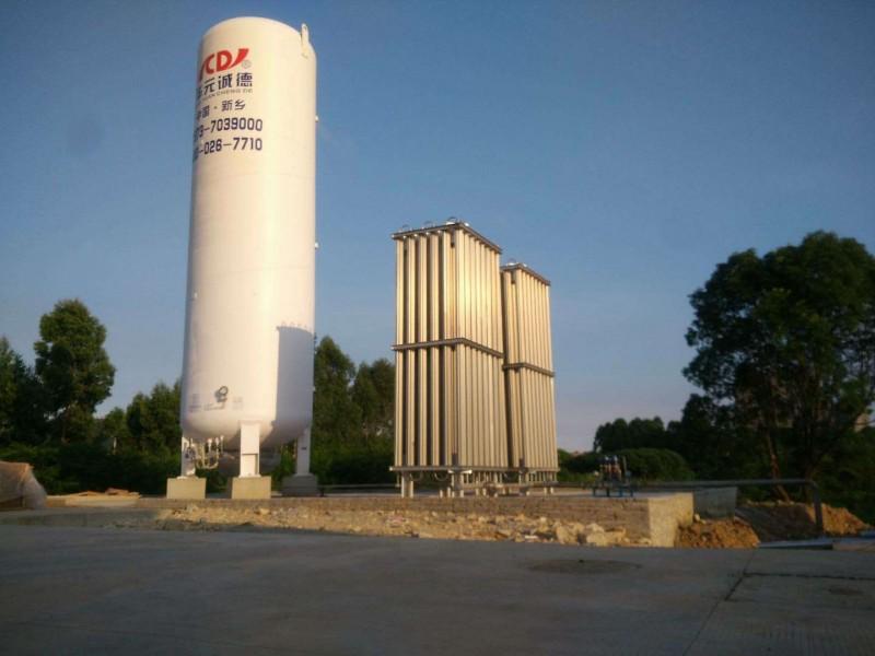 集中供气-1台50m³液氧储罐