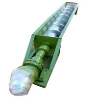 锯末输送机塑料颗粒螺旋上料机