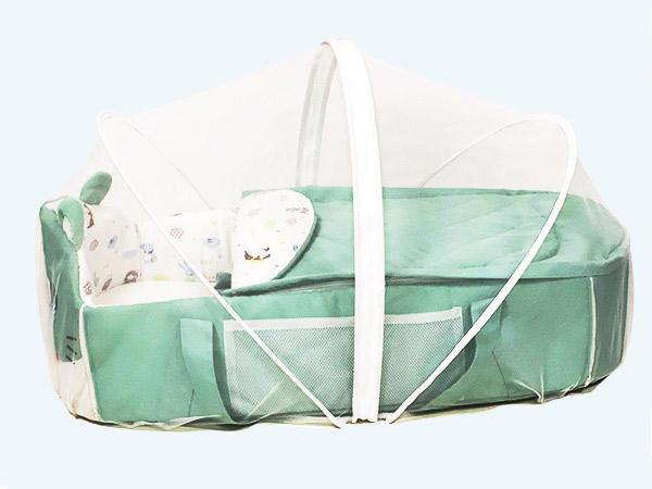 婴儿床中床用蚊帐