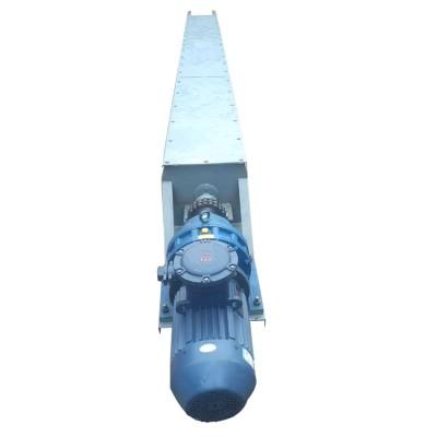 U型螺旋输送机污泥无轴绞龙