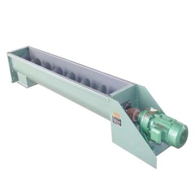 U型石膏粉输送用螺旋输送机