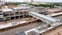 高铁站--设计施工一体化