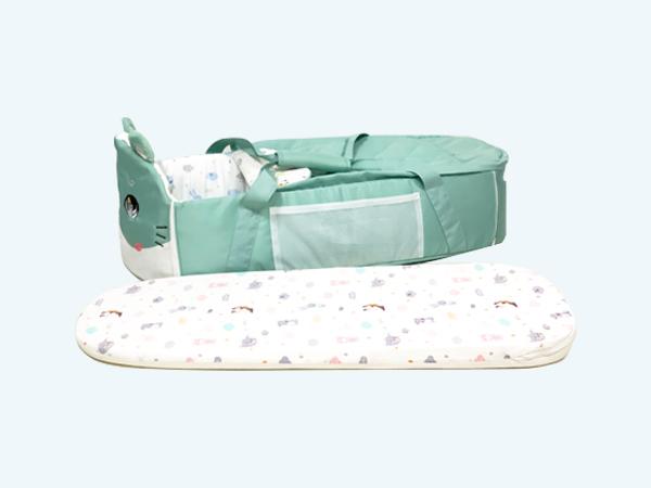 婴儿床中床床垫