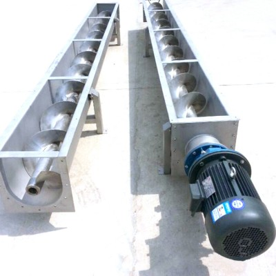 LS219型白灰干粉螺旋输送机
