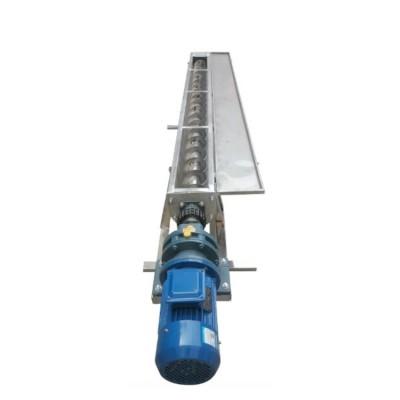 U型273管式尿素颗粒输送泵绞龙上料机
