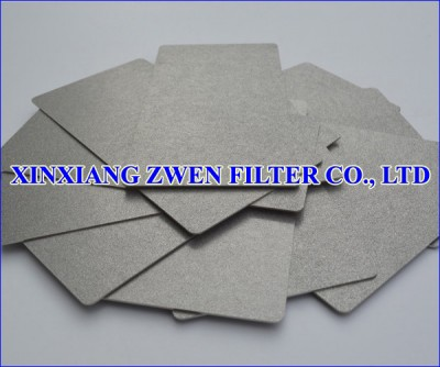Stainless Steel Sintered Frit
